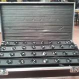 barras led 8x10w rgbw